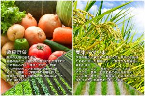 栗東新鮮野菜・アグリ米